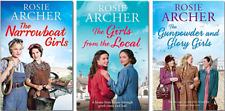 ROSIE ARCHER __ 3 BOOK SET ___ BRAND NEW __ FREEPOST UK