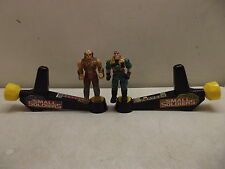 SMALL SOLDIERS BATTLING FIGHTING ACTION FIGURES GAME ARCHER & CHIP HAZARD