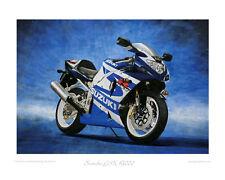 """Suzuki GSX-R1000K1 - Limited Edition Art Print (of 50 only) 20""""x16"""""""