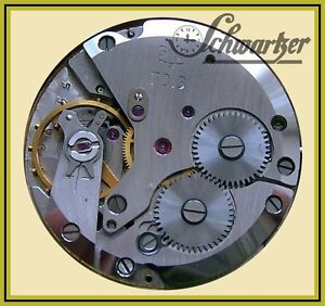 Reparatur Revision Überholung mechanische Uhr Armbanduhr Handaufzug  v. Meister