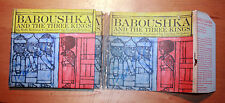 BABOUSHKA AND THE THREE KINGS RUTH ROBBINS TRUE 1ST PAPER BOARDS CALDECOTT 1961