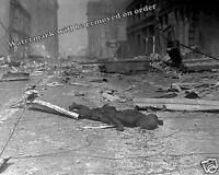 Photograph of a San Francisco Fire & Earthquake Burn Victim  Year 1906   8x10