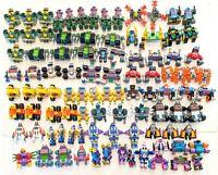 CHOOSE: Vintage 1992-1994 Z-Bots Figures * Galoob * Linkbots