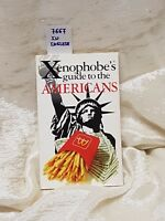 Xenophobe's guide to the Americans ATT libro in inglese