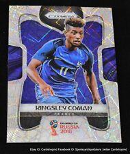 2018 Prizm World Cup Lazer #79 Kingsley Coman - France