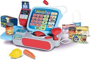 Casdon Toy Supermarket Till Register BRAND NEW Children's Shopping TRACKED POST