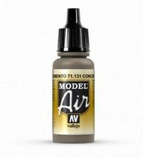 Pintura Aerógrafo Vallejo 17ml Botella VAL131 Modelo Air-hormigón