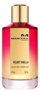 Mancera Velvet Vanilla EDP 60ml 2 Fl.Oz Unisex