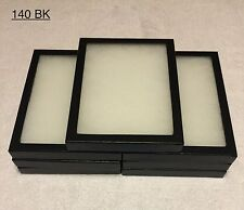 "7-140 Riker Mount Display Case Shadow Box Frame Tray   8"" X 6"" X 3/4"""
