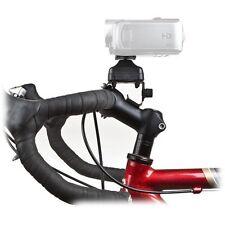 NEW Delkin Fat Gecko Handlebar Bike Camera/Camcorder Mount Universal tripod
