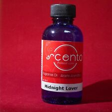 Midnight Lover Burning Oil Fragrance Scent Aromatherapy Amante de Media Noche