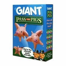 Giant Pass the Pigs Dice Game