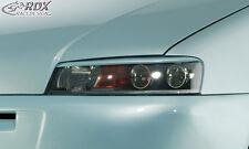 RDX Scheinwerferblenden FIAT Punto 2 / 188 Böser Blick Blenden Spoiler Tuning