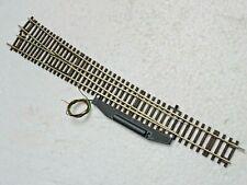 ROCO LINE CODE 83 ( 42489 ) AIGUILLAGE ELECTRIQUE LONG A DROITE MAILLECHORT HO