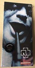 RAMMSTEIN - AMERIKA - CD MINI LONGBOX 3 Inch 21x9,5 -SEALED MINT!!!!!