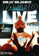 Billy Blanks TAE Bo Express Live Ai-9333350062123 22ht