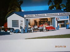 Faller H0 130946 Auto - Werkstatt Auto - Service Bausatz NEU selten Rarität