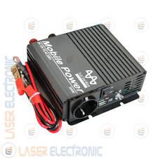 Inverter Professionale Onda Sinusoidale Pura Pure Sine Wave 300W 12V > 230V USB