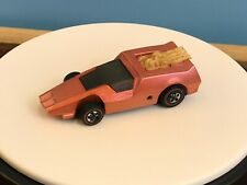 Vintage Hot Wheels Redline Sizzlers Car Anteater Salmon Pink Rare