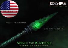 1/6 Green Kryptonite Spear Superman vs Batman LED Light For Hot Toys Figure USA