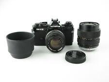 Olympus OM-4 Ti SLR + G.Zuiko Auto-S 1:1,4 f=50mm MC Auto-Zoom 1:3,6 f=35-70mm