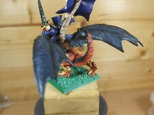 CLASSIC METAL WARHAMMER UNDEAD DIETER HELSNICHT ON MANTICORE WELL PAINTED (L)