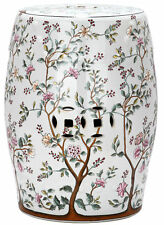 Blooming Tree Garden Stool Classic Design Handy Durable Home Outdoor Decor New
