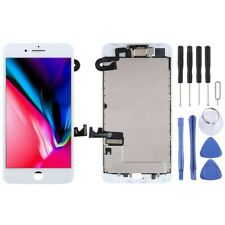 For iPhone 8 Plus LCD Screen and Digitizer Full Assembly include Front Camera
