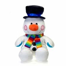 "Sitting Snowman 12"" by Fiesta"