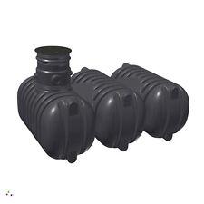 Regenwassertank Black Line 7500 Liter + Gartenfilter, zisterne,wassertank