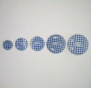Single Replacement Kilner Twist Top Jar Lid - 30 mm, 43 mm, 48 mm, 63 mm & 70 mm