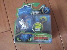 Dreamworks Dragons LIGHT FURY +  Mystery Dragon The Hidden World NEW