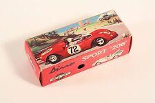Mercury 45, Dino Sport 206, only Box                     #ab2108