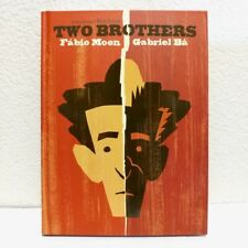 TWO BROTHERS by Fábio Moon and Gabriel Bá (2015, Hardcover) Dark Horse Comics