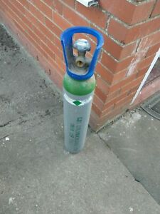 EMPTY MIG WELDING GAS BOTTLE ARGON/CO2 Gas cylinders UK