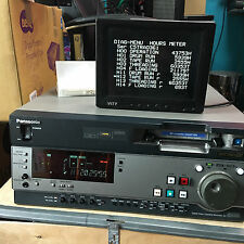 PANASONIC AJ-SD930 DVCPRO 50 - 25 mini DV PAL NTSC