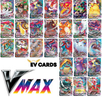 VMAX Pokémon Card 100% Authentic Guaranteed, Amazing Variety!