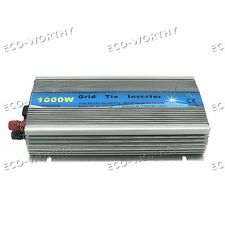 1KW 1000W 12V on grid tie inverter for home solar panel system MPPT Function