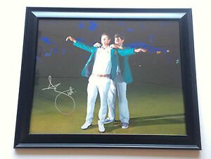 2013 Masters Champion ADAM SCOTT Signed Autographed FRAMED 16x20 Photo COA!!