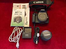 Canon EOS Rebel T2i / EOS 550D 18.0MP Digital SLR Camera Body + 18-55mm IS Lens