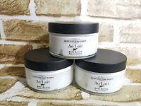 3 Scottish Fine Soaps Au Lait 7 fl oz Body Butter Natural Goodness Free Ship!