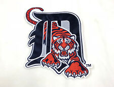 """Detroit Tigers Big Quality Embroidered Patch (8.2""""x10.4"""")"""