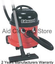 Larger Numatic Big Henry Industrial Vacuum Cleaner 240V NRV370 Red