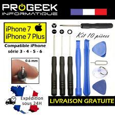 Kit outil démontage réparation avec tournevis triwings y0.6 iPhone 7 et 6-5-4-3