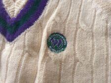 Veste tennis vintage Wimbledon