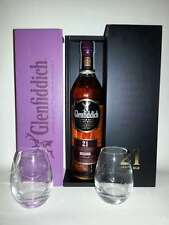 GLENFIDDICH 21 YEARS EST 1887  SINGLE MALT SCOTCH WHISKY  40% VOL  70 CL