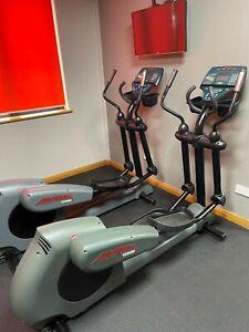 Life Fitness 9500hr Commercial Crosstrainer