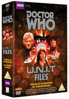 Nuovo Doctor Who - U. N. I.T Files DVD