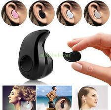 New ! Mini Wireless Bluetooth 4.1 Stereo In-Ear Earbud Headset Earphone Earpiece