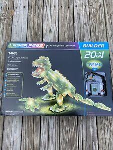 Laser Peg T-Rex